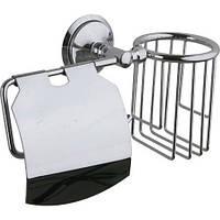 Держатель туалетной бумаги и освежителя воздуха