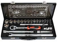Набор инструментов Intertool (Интертул) ET6025 25 предметов
