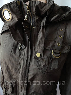 Купить курточки молодежные осенние