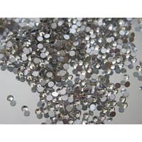 Стразы ss10 Crystal, стекло, прозрачные, 1440шт.(2.8мм)