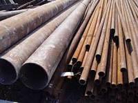 Труба водогазопроводная 40 x 3мм