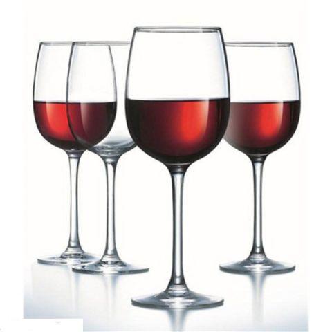 Allegresse Набір келихів для вина 420 мл - 4 шт Luminarc J8166