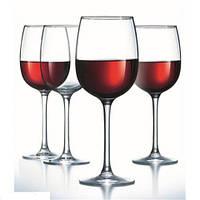 Allegresse Набор бокалов для вина 420 мл - 4 шт Luminarc J8166