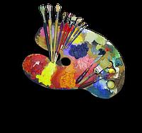 Краски масляные художественные по 1 цвету