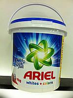 Порошок Ariel универсал whites+color 9 кг концентрат