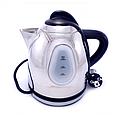 Чайник электрический KM081 электрочайник 1л 1200 Bт, фото 2