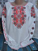 """Жіноча вишита блузка """"Стильна"""" , фото 1"""