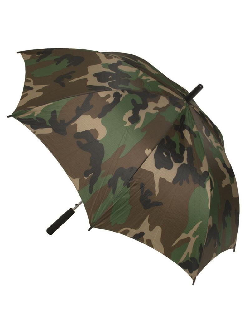 Зонтик военный (Woodland) Mil Tec Sturm