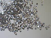 Стразы ss12 Crystal, стекло, прозрачные, 1440шт.(3,0мм)