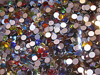 Стразы ss12 Mixed colors, стекло, 1440шт.(3.0мм)