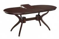 Овальный обеденный стол