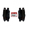 Колодки тормозные задние на Хонда С-РВ.Код:43022-T1G-G00
