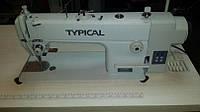 Прямострочная одноигольная машина челночного стежка TYPICAL GC 6150 MD