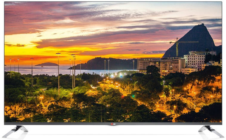 Телевизор LG 55LB671V (700Гц, Full HD, Smart, Wi-Fi, 3D, cабвуфер, пульт Magic Remote, DVB-T2/S2), фото 2