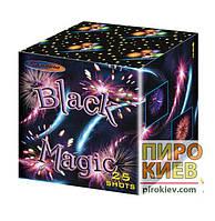 """Фейерверк """"Black Magic"""" MC 150-25 (25 выстрелов, калибр 40 мм)"""