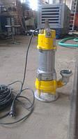 Аренда насоса Pumpex SP 10/ABS JS 12. Производительность 30 м3/час
