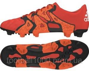 c9478162 Футбольные бутсы Adidas X 15.1 FG/AG Leather, цена 3 800 грн./пара ...