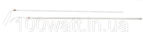 Светодиодная линейка 220v 6w smd 3014 30см 64 светодиодов матовая 6400К STS 964