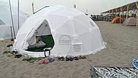 Геодезическая палатка павильон.