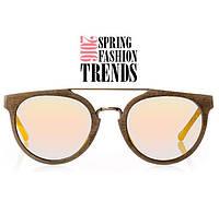 Очки солнцезащитные брендовые 2016. Женские модели