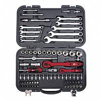 Набор инструментов Intertool (Интертул) ET6082 82 предмета