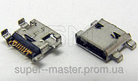 Разъем micro usb Samsung Galaxy i8190 S7530