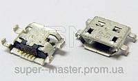 Разъем micro usb Huawei C8813D U8661 C8813Q Y300