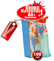 Moschino Cheap and Chic I Love Love Хорватия Люкс качество АА++ Москино Чип энд Чик Ай Лав Лав, фото 1