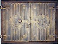 Дверцы коптилки