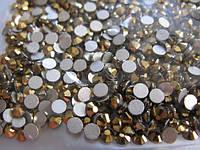 Стразы ss16 Gold, 1440шт, (3,8-4,0мм)