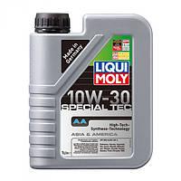 Полусинтетическое моторное масло LiquiMoly Special Tec AA SAE 10W-30   1 л.