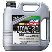 Полусинтетическое моторное масло - Special Tec AA SAE 10W-30   4 л.