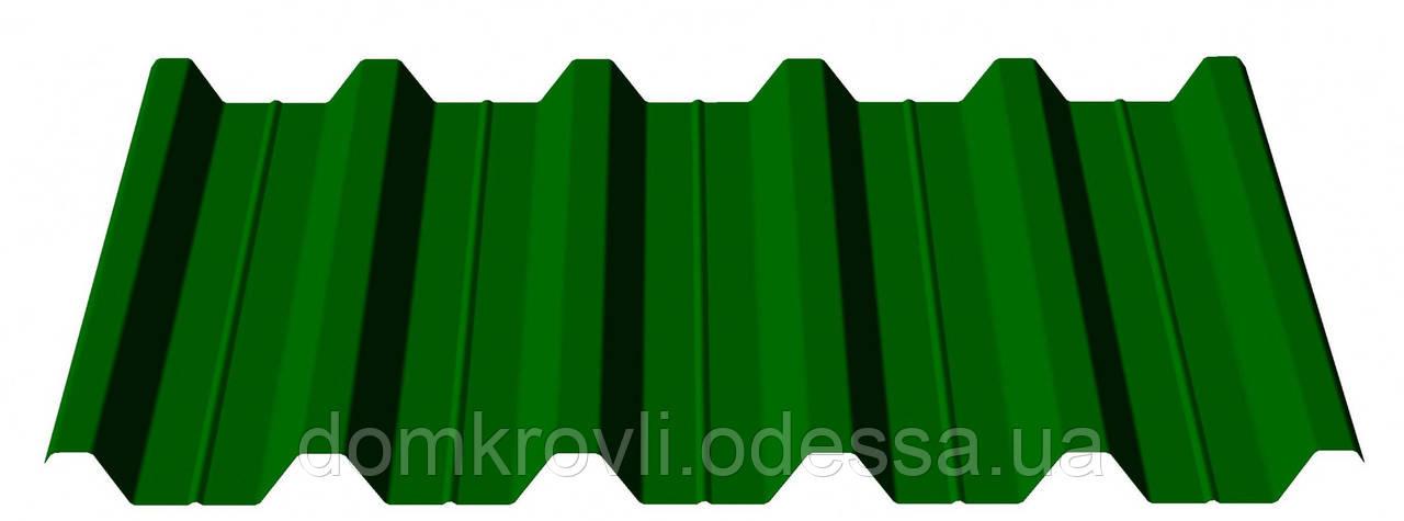 Профнастил стеновой ПК-20 РЕ глянец 0,45 мм Украина