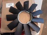 Крыльчатка вентилятора охлаждения радиатора BMW E36/E46/E34/E39/E32/E38 2.0, 2.3, 2.5, фото 4