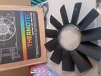 Вентилятор охлаждения двигателя Thermotec (производитель Термотех, страна Польша), фото 1