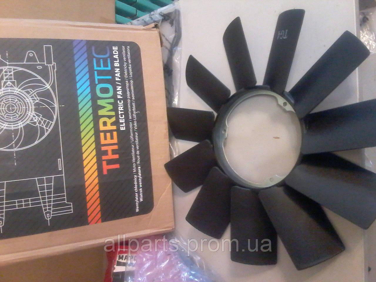 крыльчатка вентилятора радиатора bmw e34
