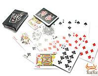 """Карты для покера пластиковые """""""