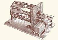 Первое использование электродвигателей Якоби