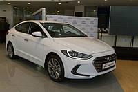Новое поколение Hyundai Elantra дебютировало в Украине