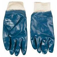 Перчатки хб с нитриловым покрытием, фото 1