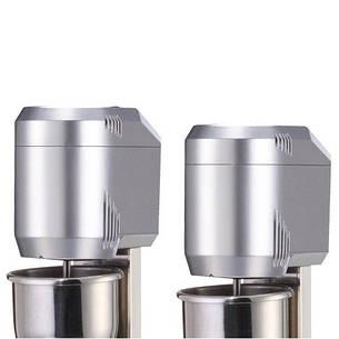 Миксер для молочных коктейлей двухпостовой SPMK07 GGM gastro (Германия), фото 2