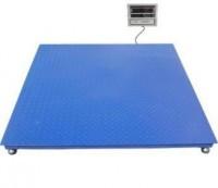 Весы платформенные ВПЕ-центровес-1212-5 до 5000 кг, 1200х1200 мм