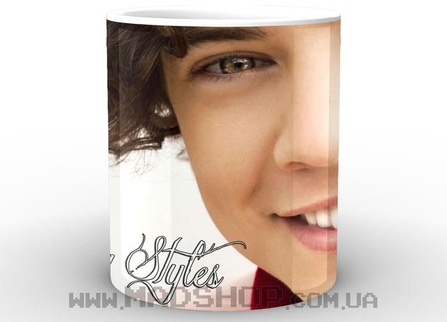Кружка One Direction  Harry Styles