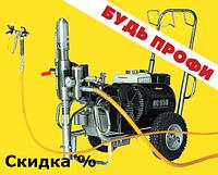 Агрегат для высоковязких материалов и больших объемов работ!