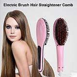 Расческа-выпрямитель Fast Hair Straightener (HQT-906), фото 2