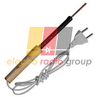 Паяльник ЭПСН 25W/220v Деревянная ручка, производство Украина