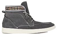 Туфли для мужчин  T&J High Top Grey
