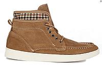Туфли для мужчин  T&J High Top Chestnut