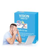 Витамины для улучшения зрения с лютеином и черникой  Safe-to-see (Сейф-ту-си)
