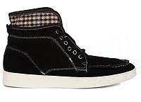 Туфли для мужчин  T&J High Top Black